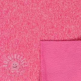 Softshell MELANGE pink