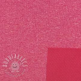 Softshell mesh MELANGE pink