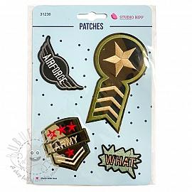 Sticker BIPP What army