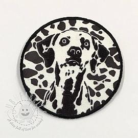 Sticker BASIC Dalmatine b&w
