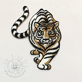 Sticker BASIC Tiger Body