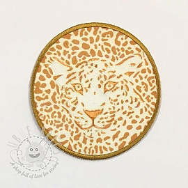 Sticker BASIC Tiger gold