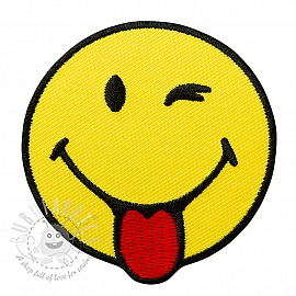 Sticker MIDI Smiley Wink