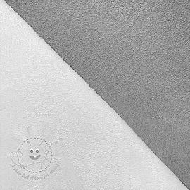 Suede ALASKA blanc/perle