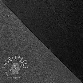 Suede ALASKA noir/acier