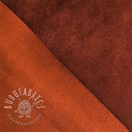 Suede ALASKA orange/brique
