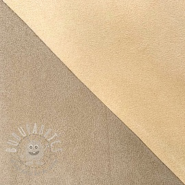 Suede ALASKA sable/beige