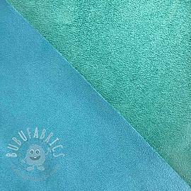 Suede ALASKA turquoise/aqua
