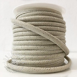 Suede cord Luxe ecru