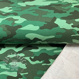 Sweat Camouflage green
