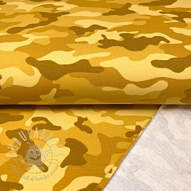 Sweat Camouflage yellow