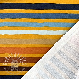 Sweat Colored stripes ochre