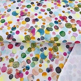 Sweat Confetti white digital print
