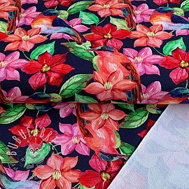 Sweat Flower marine digital print