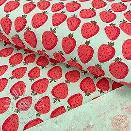 Sweat Glitter sweet strawberry aqua
