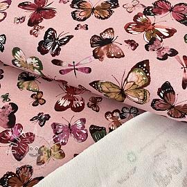 Sweat Butterflies rose digital print