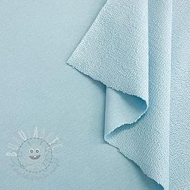 Sweat GOTS light blue