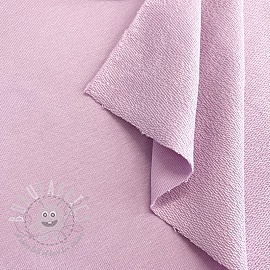 Sweat GOTS light lavender