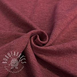 Sweat MELANGE bordeaux