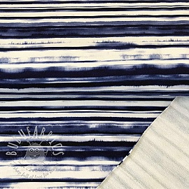 Sweat Painted stripe digital print