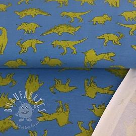 Sweat Powerful dinosaurus blue