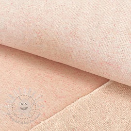Sweat Speckled light pink melange