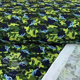 Sweat Trolls army green