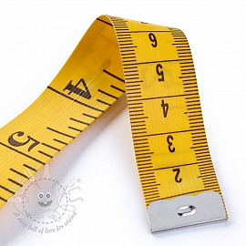 Tape measure PROFI fibre glass 254cm 100inch
