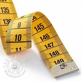 Tape measure Profi with eyelet, 150cm/cm