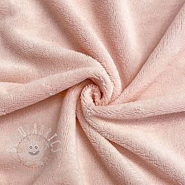 Terry bamboo layette