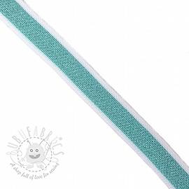 Trouser Side Stripe LUREX mint