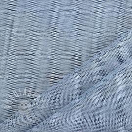 Tulle netting baby blue 160 cm