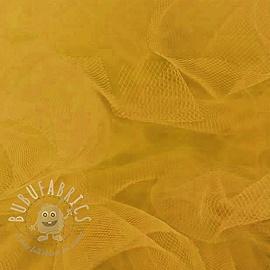 Tulle netting ochre 300 cm