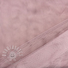 Tulle netting old lila 160 cm