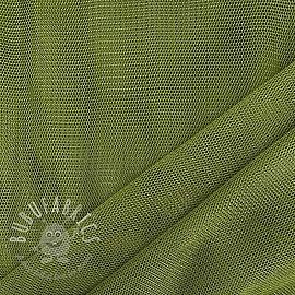 Tulle netting olive 160 cm