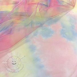 Tulle netting Rainbow 3