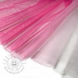 Tulle netting Rainbow ROSE