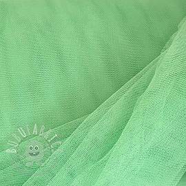 Tulle netting light mint 160 cm