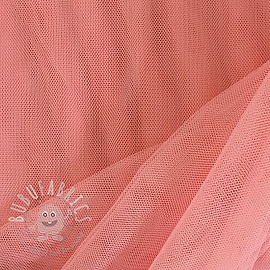 Tulle netting apricot 160 cm