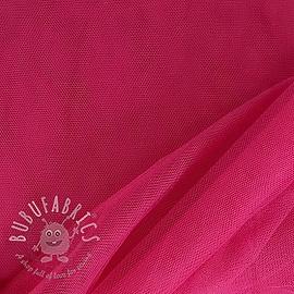 Tulle netting fuchsia 160 cm