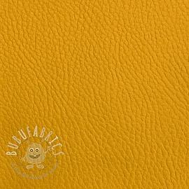 Faux leather KARIA curcuma