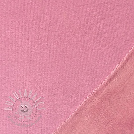 Alpenfleece UNI old pink