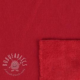 Alpenfleece UNI red