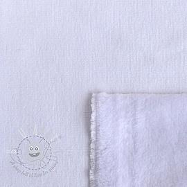 Alpenfleece UNI white
