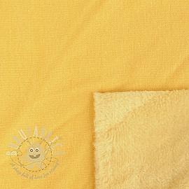 Alpenfleece UNI yellow