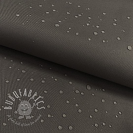 Water-reppellent fabrics antracite