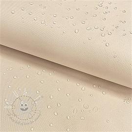 Water-reppellent fabrics ecru