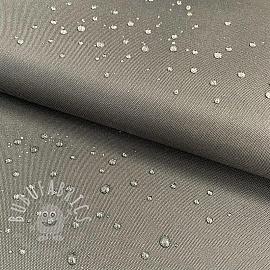 Water-reppellent fabrics grey