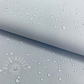Water-reppellent fabrics light blue