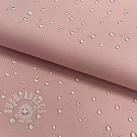 Water-reppellent fabrics old rose